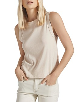 Current/Elliott - The Vintage Cotton Tank Top