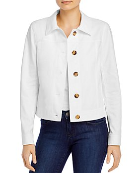 Lafayette 148 New York - Donna Button-Front Jacket