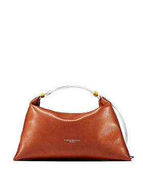 SIMON MILLER - Puffin Leather Shoulder Bag