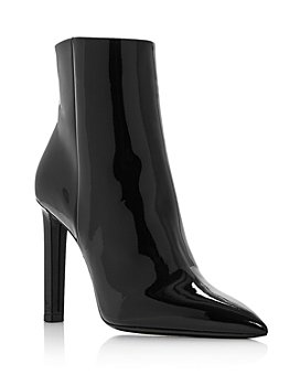 Saint Laurent - Women's Kate Zip-Up High-Heel Booties
