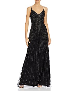 Adrianna Papell - Beaded Evening Gown