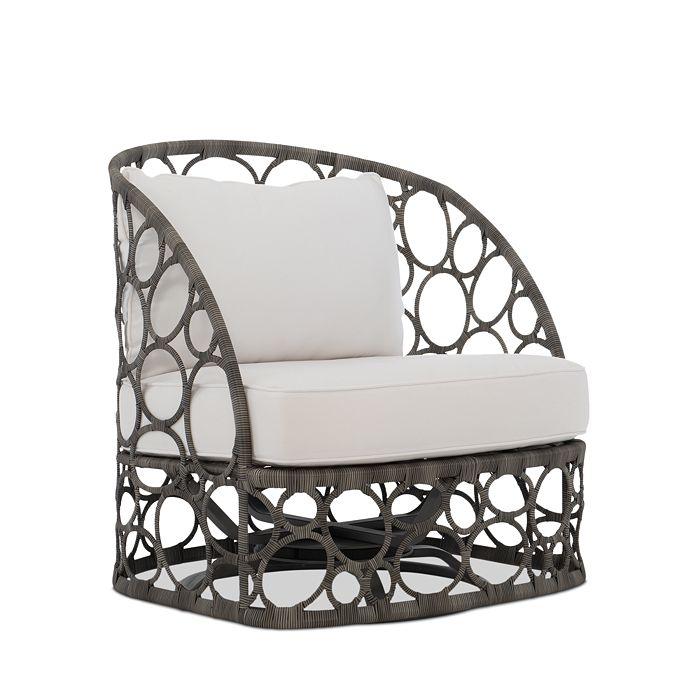 Bernhardt - Outdoor Bali Swivel Chair