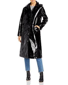 Jane Post - Long Slicker Jacket - 100% Exclusive