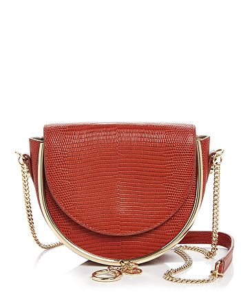 See by Chloé - Mara Mini Leather Evening Bag