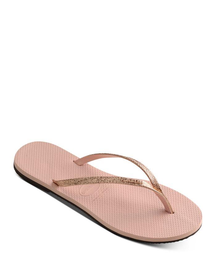 Havaianas Women's You Shine Thong Sandals  | Bloomingdale's