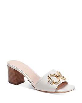 kate spade new york - Women's Elouise Mid-Heel Sandals