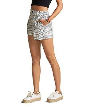 Billabong - Hard To Tell Patterned Shorts