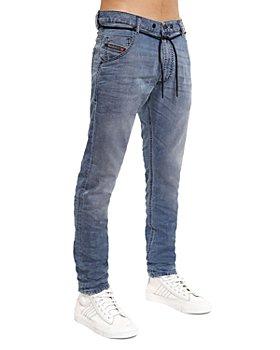 Diesel - Krooley-X Sweat Slim Fit Jogg Jeans in Denim