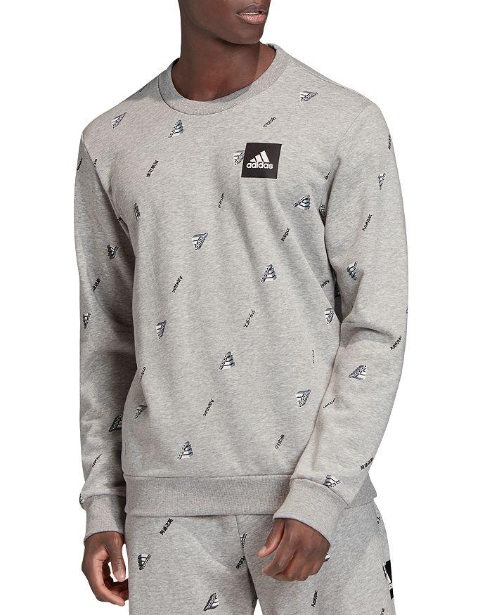 adidas Originals - Must Haves French Terry Logo-Print Sweatshirt