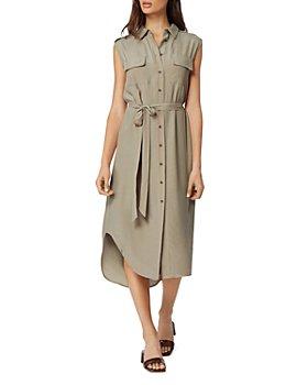 Habitual - Dasha Utility Shirt Dress