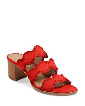 Jack Rogers - Women's Logan Mid-Heel Sandals