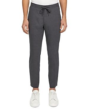 Theory Hunter Good Wool Regular Fit Pants - 100% Exclusive-Men