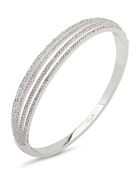 Ralph Lauren - Pavé Multi-Row Bangle Bracelet