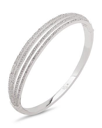 Ralph Lauren - Pavé Multi-Row Bangle Bracelet