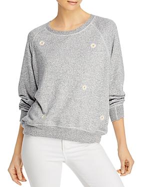 Rails Theo Embroidered Daisies Sweatshirt-Women