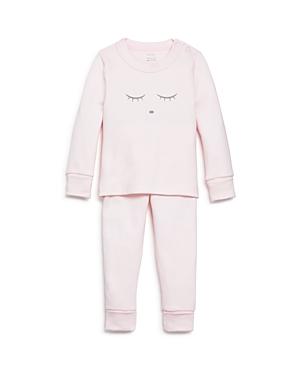 Livly Girls' Sleeping Cutie Two-Piece Pajama Set - Baby