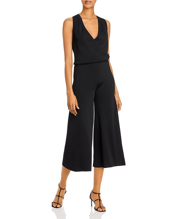 Theory - Lustra Wide-Leg Jumpsuit
