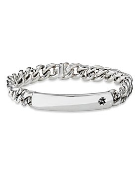 David Yurman - Belmont Curb Link ID Bracelet