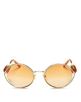 Chloé - Women's Oval Sunglasses, 57mm