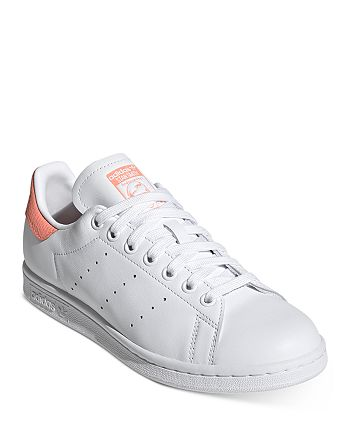 Adidas Women's Stan Smith Lace Up Sneakers | Bloomingdale's