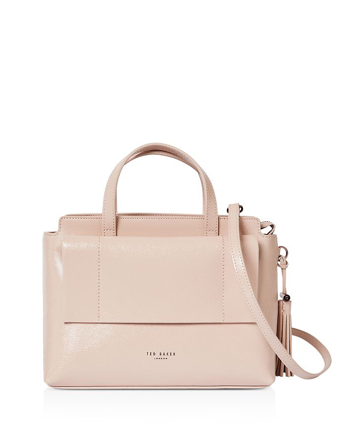 Ted Baker - Lonyn Patent Leather Crossbody