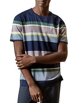 Ted Baker - Cotton Striped Tee