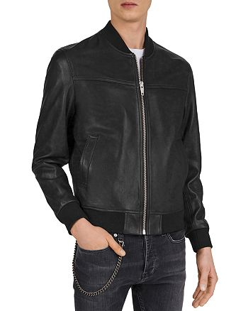 The Kooples - Tokyo Leather Jacket
