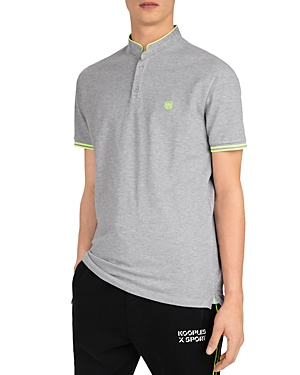 The Kooples Terrence Pique Polo-Men