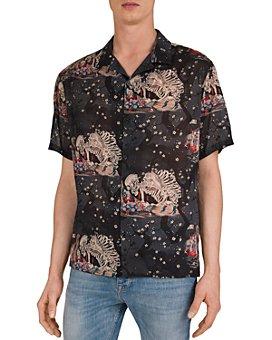 The Kooples - Skeleton Print Shirt
