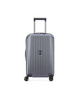Delsey - Securitime International  Expandable Carry-On Spinner Suitcase