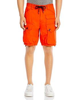G-STAR RAW - Cotton Cargo Shorts