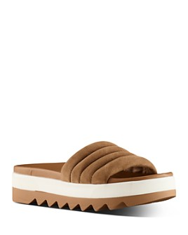 Cougar - Women's Perth Platform Slide Sandals