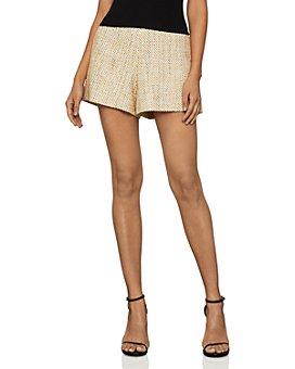 BCBGMAXAZRIA - Tweed Shorts