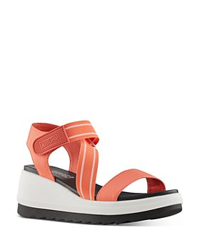 Cougar - Women's Hibiscus Strappy Wedge Sandals