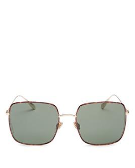 Dior - Women's Stellaire Square Sunglasses, 54mm