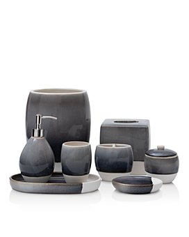 Kassatex - Grigio Bath Acessories Collection