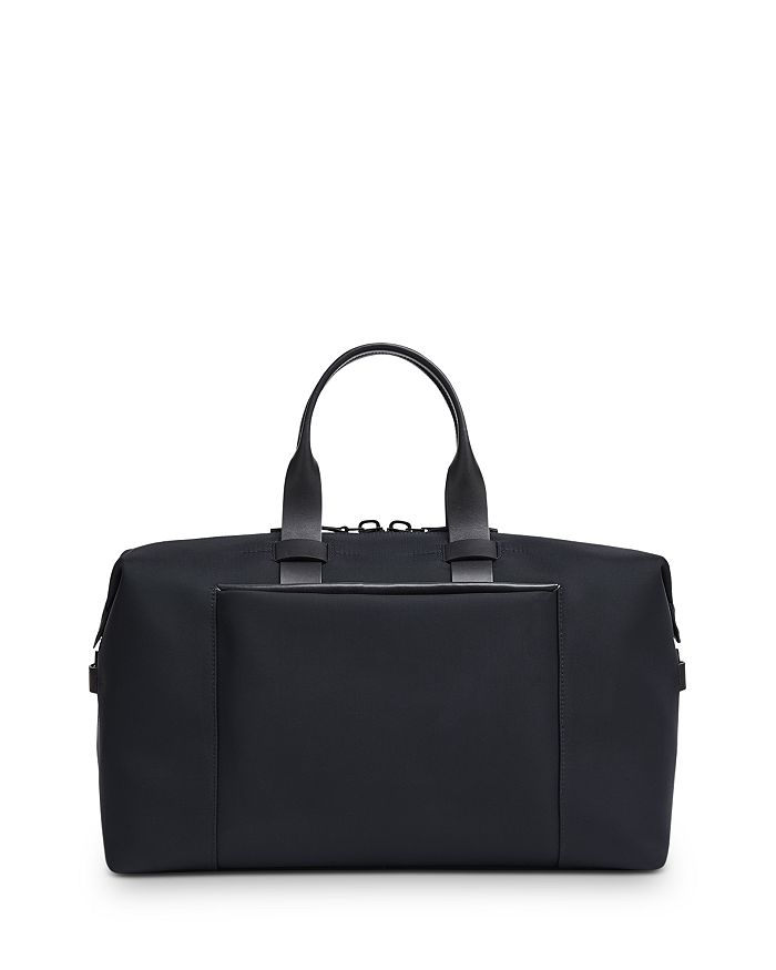 Troubadour - Fabric and Leather Weekender