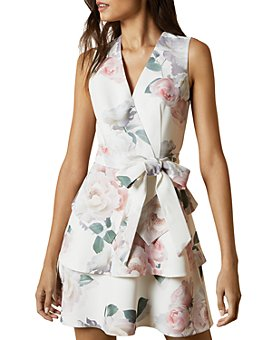 Ted Baker - Dewana Bouquet Tiered Dress
