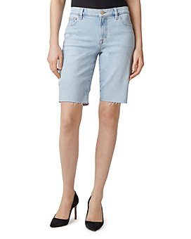 J Brand - Cutoff Bermuda Shorts