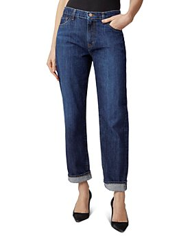 J Brand - Tate Straight Jeans in Perception