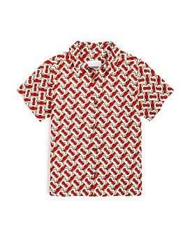Burberry - Boys' Desmond Monogram Shirt - Little Kid, Big Kid