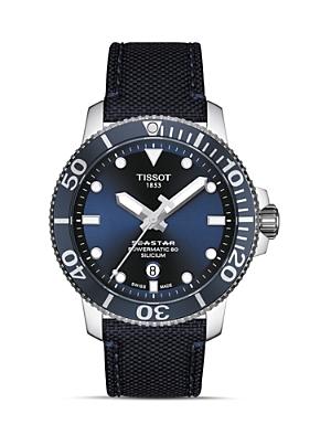 Tissot Seastar 1000 Powermatic 80 Silicium Watch, 43mm