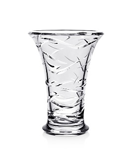 William Yeoward Crystal - Oceania Vase, 10""