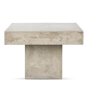 Safavieh Tallen Indoor/Outdoor Modern Concrete Coffee Table