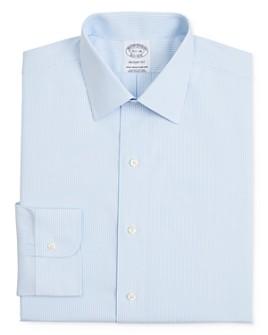 Brooks Brothers - Fine Line Regular Fit Dress Shirt