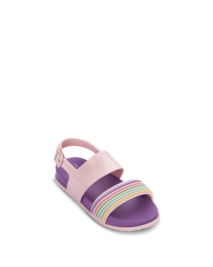 Mini Melissa Girls' Mel Cosmic Sandals II - Toddler, Little Kid, Big Kid    Bloomingdale's