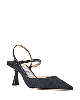 Jimmy Choo - Women's Ray 65 High Heel Pointed Toe Pumps