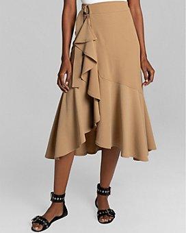A.L.C. - Pierre Midi Skirt