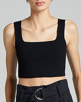 A.L.C. - Vicky Cropped Top