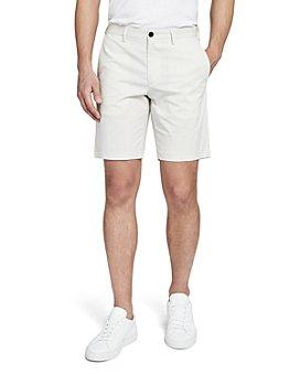 Theory - Zaine Slim-Fit Coil Stripe Shorts